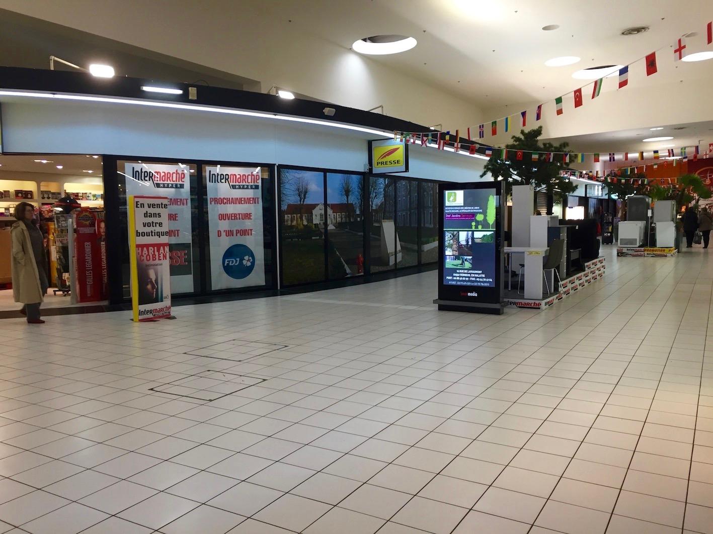 Une enseigne de literie s 39 installe dans le - Centre commercial compiegne ...