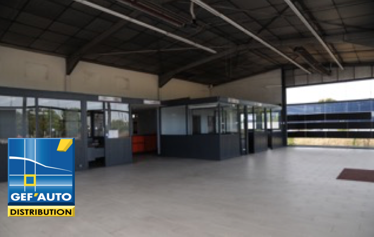 Vente d'un local commercial de 1.050 m2 à Beauvais
